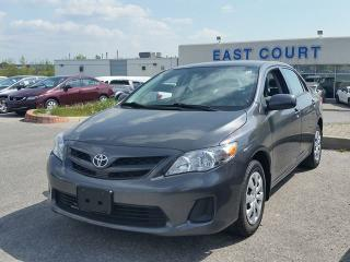 Used 2013 Toyota Corolla CE, Sedan Heated Cloth Seats for sale in Scarborough, ON