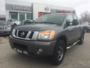 Used 2014 Nissan Titan Pro-4X for sale in Timmins, ON