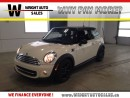 Used 2013 MINI Cooper SUNROOF|LEATHER| HEATED SEATS| 68,958 KMS for sale in Kitchener, ON