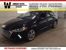 Used 2017 Hyundai Elantra SUNROOF| BLUETOOTH| HEATED SEATS| 18,558 KMS for sale in Kitchener, ON