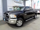 Used 2013 Dodge Ram 3500 SLT Crew 4x4 Diesel, Navigation for sale in Langley, BC