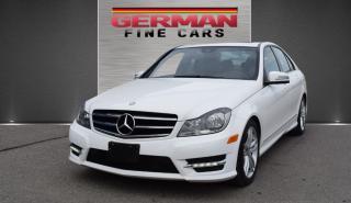 Used 2014 Mercedes-Benz C-Class C300  4 Matic SPORT PKG***only 64,000km for sale in Concord, ON
