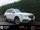 Used 2015 Acura MDX Elite Package AWD + NAV + SUNROOF + BACK-UP CAM + BLIND-SPOT MONITORING for sale in Surrey, BC