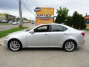 Used 2008 Lexus IS 250 All Wheel Drive | Push To Start | Paddle Shift | for sale in North York, ON