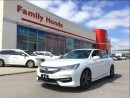 Used 2016 Honda Accord Touring for sale in Brampton, ON