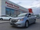 Used 2016 Honda Odyssey EX-L w/Navi for sale in Brampton, ON