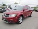 Used 2011 Dodge Journey SXT for sale in Newmarket, ON