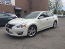 Used 2014 Nissan Altima 2.5 SV - CLEAN CARPROOF - SUNROOF - BACK UP CAM for sale in Aurora, ON