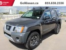 Used 2015 Nissan Xterra Leather, Navigation, Low kms!! for sale in Edmonton, AB
