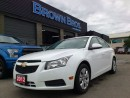 Used 2012 Chevrolet Cruze LT Turbo w/1SA for sale in Surrey, BC