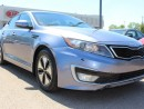 Used 2011 Kia Optima Hybrid HYBRID, HEATED SEATS, BUTTON START, BLUETOOTH, AUX/USB for sale in Edmonton, AB