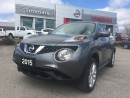 Used 2015 Nissan Juke SV for sale in Timmins, ON