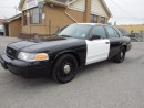 Used 2011 Ford Crown Victoria P71 Police Interceptor 4.6L V8 137,000KMs for sale in Etobicoke, ON