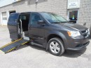 Used 2016 Dodge Grand Caravan SE-Wheelchair Accessible Side Entry Conversion for sale in London, ON