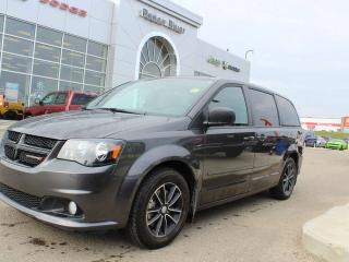 Used 2017 Dodge Grand Caravan SXT for sale in Peace River, AB