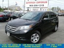 Used 2013 Honda CR-V LX AWD B.tooth/Htd Seats/Camera&GPS* for sale in Mississauga, ON