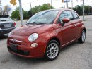 Used 2012 Fiat 500 Pop for sale in Mississauga, ON