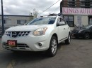 Used 2011 Nissan Rogue SL, AWD, SUNROOF, NAVI, LEATHER for sale in Scarborough, ON