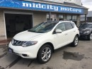 Used 2011 Nissan Murano LE for sale in Niagara Falls, ON