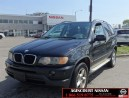 Used 2002 BMW X5 3.0i |AS-IS SUPER SAVER| for sale in Scarborough, ON