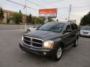 Used 2004 Dodge Durango Limited,LEATHER ,SUNROOF, for sale in Scarborough, ON