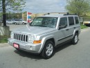 Used 2006 Jeep Commander trail rated for sale in York, ON