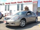 Used 2012 Nissan Altima 2.5 SL - LEATHER - SUNROOF for sale in Mississauga, ON