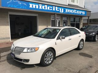 Used 2012 Lincoln MKZ AWD for sale in Niagara Falls, ON