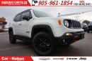Used 2017 Jeep Renegade Trailhawk | 4x4 | NAV for sale in Mississauga, ON