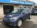 Used 2012 Honda CR-V Touring for sale in Niagara Falls, ON