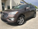 Used 2013 Hyundai Santa Fe XL LIMITED for sale in Selkirk, MB
