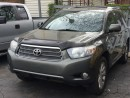 Used 2008 Toyota Highlander Hybrid LIMITED for sale in York, ON