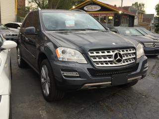 Used 2011 Mercedes-Benz ML-Class ML 350 BlueTEC for sale in York, ON