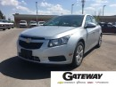 Used 2012 Chevrolet Cruze - for sale in Brampton, ON