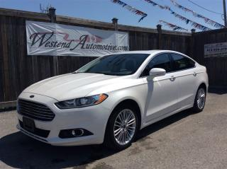 Used 2014 Ford Fusion SE  Sunroof for sale in Stittsville, ON