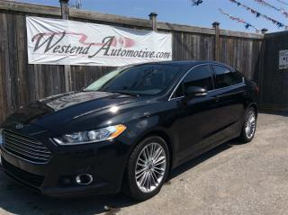 Used 2013 Ford Fusion SE  AWD for sale in Stittsville, ON