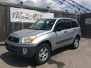 Used 2001 Toyota RAV4 awd for sale in Stittsville, ON