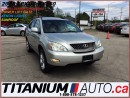 Used 2008 Lexus RX 350 AWD+Power Lift Gate+Sunroof+New Brakes+Heated Leat for sale in London, ON