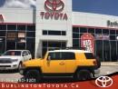 Used 2007 Toyota FJ Cruiser 4x4 for sale in Burlington, ON