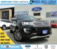 Used 2017 Ford Explorer Platinum for sale in Brantford, ON