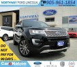 Used 2017 Ford Explorer Platinum for sale in Brantford, ON