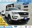 Used 2017 Ford Explorer SPORT for sale in Brantford, ON