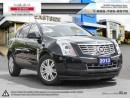 Used 2013 Cadillac SRX P. SUNROOF! AWD! P. ADJUSTABLE PEDALS for sale in Markham, ON