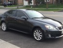 Used 2009 Lexus IS 250 Silver for sale in Richmond Hill, ON