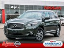 Used 2013 Infiniti JX35 Premium*One Owner*DVD for sale in Ajax, ON