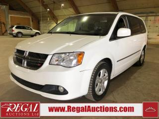 Used 2015 Dodge Grand Caravan Crew Plus 4D WAGON 3.6L for sale in Calgary, AB