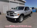 Used 2014 RAM 1500 OUTDOORSMAN CREW CAB SWB 4WD 3.6L for sale in Calgary, AB