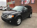 Used 2010 Ford Escape XLT 4WD- SAFETY INCLUDED for sale in Cambridge, ON