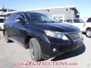 Used 2010 Lexus RX350  4D UTILITY AWD for sale in Calgary, AB