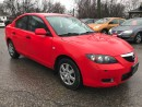 Used 2008 Mazda MAZDA3 SAFETY INCLUDED for sale in Cambridge, ON